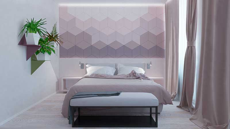 Bí quyết giúp phòng ngủ 10m2 như rộng gấp đôi không gian cho nhà thêm đẹp