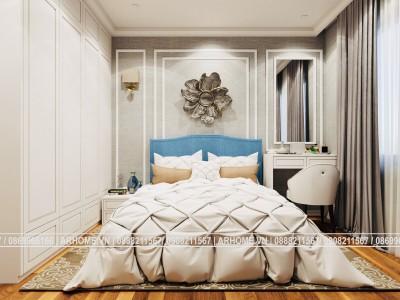 Top 6 thiết kế nội thất phòng ngủ Tân cổ điển đẹp nhất năm nay