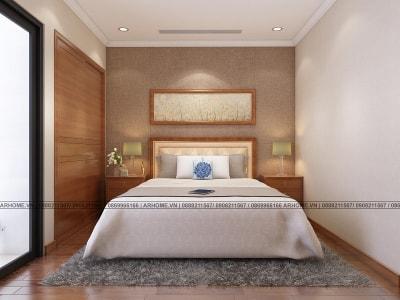 Phòng ngủ tân cổ điển cho không gian thêm sự gắn kết
