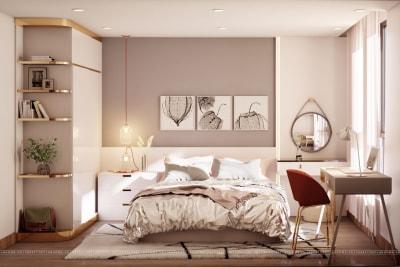 Các Mẫu Thiết Kế Nội Thất Đẹp Cho Phòng Ngủ Của Arhome Phần 1