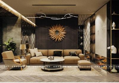 Thiết kế thi công nội thất trọn gói căn hộ chung cư 129 Lê Văn Lương