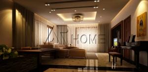 Thiết kế nội thất biệt thự hiện đại của gia đình anh Vùng tại Tuyên Quang