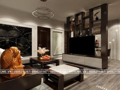 Thiết kế nội thất căn hộ chung cư Le Grand Jardin Long Biên