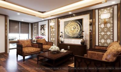 Thiết kế cải tạo nội thất phòng làm việc tại nhà siêu đẹp – sang - ấn tượng
