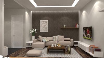 Gợi ý cách thiết kế nội thất phòng khách có diện tích 16m2 tuyệt đẹp