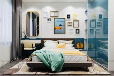 Báo giá thi công nội thất căn hộ chung cư Vinhome Ocean Park