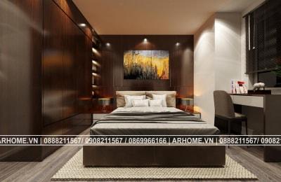 Đẹp lạ với mẫu thiết kế nội thất chung cư cho gia chủ mệnh Thủy