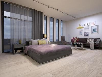 Xu hướng thiết kế nội thất phòng ngủ màu xám sang trọng và đẳng cấp