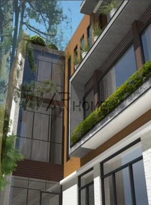 Ngỡ ngàng dưới mẫu nhà phố 3 tầng hiện đại tại Hà Nội