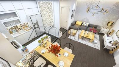 Chiêm ngưỡng mẫu thiết kế nội thất chung cư phong cách hiện đại