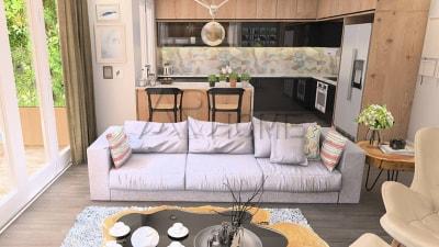 4 nguyên tắc bố trí nội thất phòng khách mà bạn có thể tham khảo