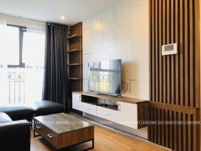 Báo giá thi công nội thất trọn gói chung cư 2 phòng ngủ hiện đại