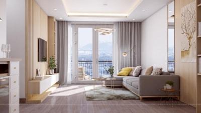 Mê Mẩn với Thiết kế nội thất Chung cư Bohemia Resedence 25 Nguyễn Huy Tưởng