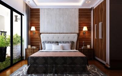 5 nguyên tắc vàng trong thiết kế nội thất nhà phố phong cách tối giản