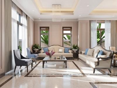 3 phong cách thiết kế nội thất phòng khách được ưa chuộng năm 2020