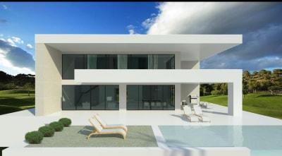 Mẫu thiết kế biệt thự 2 tầng diện tích 260m2 tuyệt đẹp