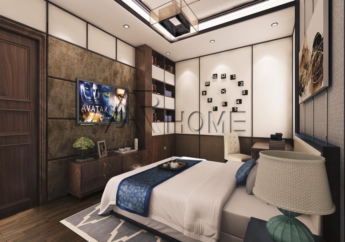 Ngắm những mẫu thiết kế nội thất phòng ngủ tuyệt đẹp của Arhome