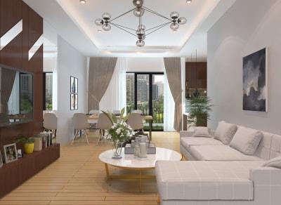 Những ý tưởng thiết kế nội thất tuyệt vời cho không gian nhà phố