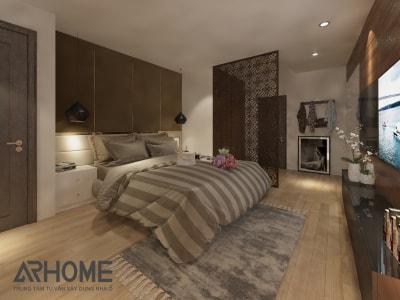 Tổng hợp 3 mẫu thiết kế nội thất phòng ngủ tuyệt đẹp năm 2018