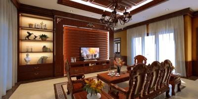 Những mẫu thiết kế nội thất phòng khách biệt thự tuyệt đẹp của Arhome