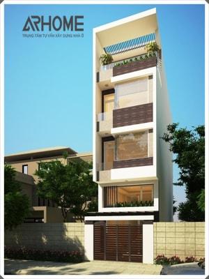 Hướng dẫn thiết kế nhà phố 4 tầng với 4 phòng ngủ hiện đại nhất