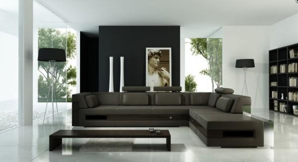 Mẫu thiết kế nội thất phòng khách đẹp tuyệt vời