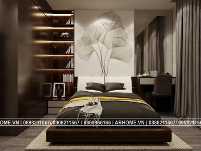 Bí quyết thiết kế nội thất phòng ngủ hình vuông tiện nghi sang trọng