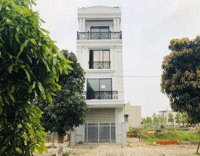 Thi công xây dựng nhà anh Tuân ở Liền kề Khu đô thị Thanh Hà Cienco 5, Hà Đông