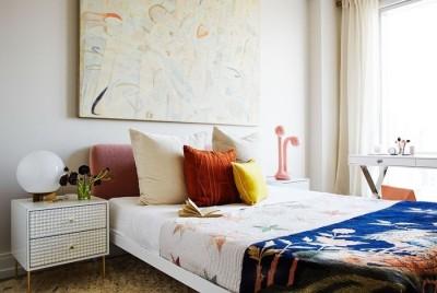 Thiết kế nội thất căn hộ nhỏ đáng yêu cho nàng độc thân