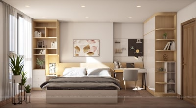 Các Mẫu Thiết Kế Nội Thất Đẹp Cho Phòng Ngủ Của Arhome Phần 3