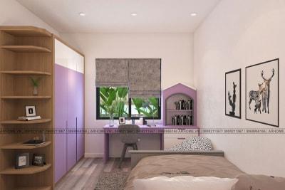 Những Thiết kế nội thất đẹp cho phòng ngủ trẻ em khơi dậy sự sáng tạo