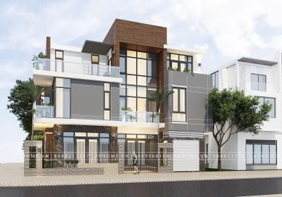 Tổng hợp một số mẫu thiết kế nhà 4 tầng mặt tiền 5m tuyệt đẹp