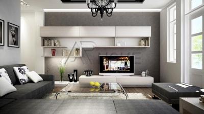 Những điều cần chú ý để thiết kế nội thất nhà phố một cách rộng rãi thoải mái