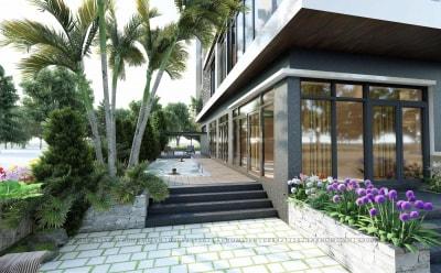 Xu hướng thiết kế biệt thự 2 tầng được giới kiến trúc đánh giá cao năm 2020