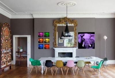 Xu hướng thiết kế nội thất phòng bếp tươi sáng tuyệt đẹp 2018