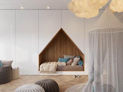 Tổng hợp những mẫu phòng ngủ ấm cúng với nhiều phong cách độc đáo (Tiếp theo)