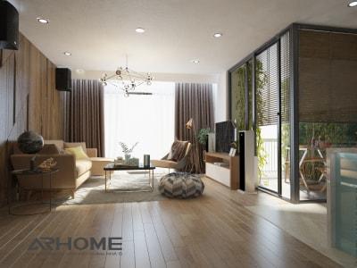 Những cách trang trí phòng khách 30m2 đẹp mắt mà bạn nhất định phải biết