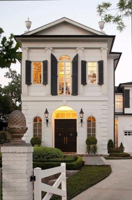 8  mẫu nhà phố diện tích nhỏ đẹp hút mắt người nhìn