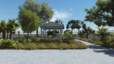 Chiêm ngưỡng đẳng cấp sang trọng trong thiết kế biệt thự nhà vườn tại Green Villa,TP Uông Bí, Quảng Ninh