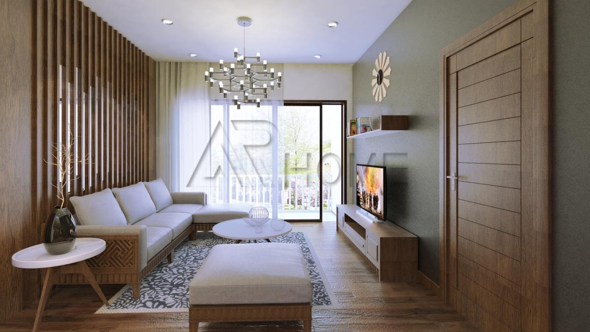 2 mẫu thiết kế nội thất phòng khách biệt thự sang trọng cho bạn tham khảo