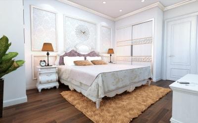 2 điều đặc biệt cần lưu ý khi thiết kế nội thất phòng ngủ chung cư