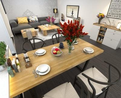 Tư vấn thiết kế nội thất nhà bếp có diện tích nhỏ