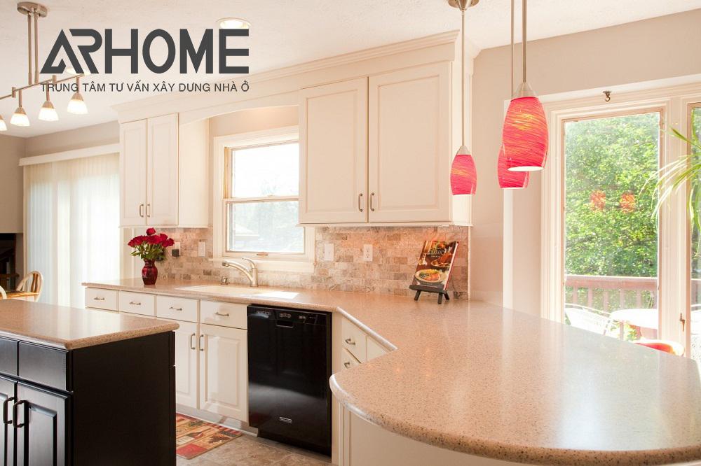 Hướng dẫn lựa chọn tủ trong thiết kế nội thất phòng bếp nhỏ xinh