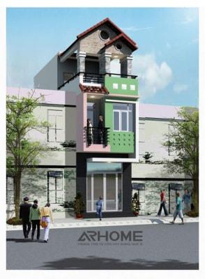 Tổng hợp những mẫu nhà phố 3 tầng diện tích 50m2 đẹp nhất 2020