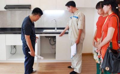Kinh nghiệm nhận bàn giao căn hộ chung cư