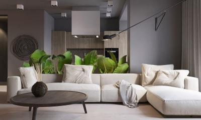 Cách lựa chọn bộ ghế sofa phù hợp với thiết kế nội thất chung cư