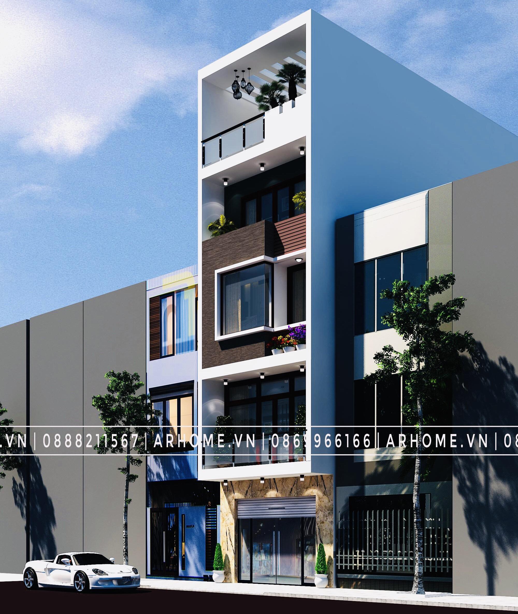 Khám phá ngay 4 mẫu nhà ở kết hợp kinh doanh được ưa chuộng nhất năm 2021