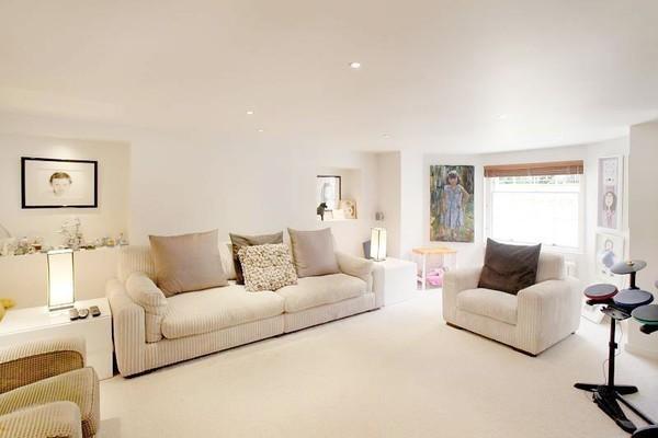 Xu hướng thiết kế nội thất phòng khách 2018 với tâm điểm là bộ ghế sofa