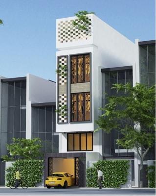 Tổng hợp mẫu thiết kế mặt tiền nhà phố hợp xu hướng