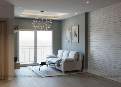 Tiết kiệm và giản đơn với mẫu thiết kế nội thất chung cư phong cách tối giản
